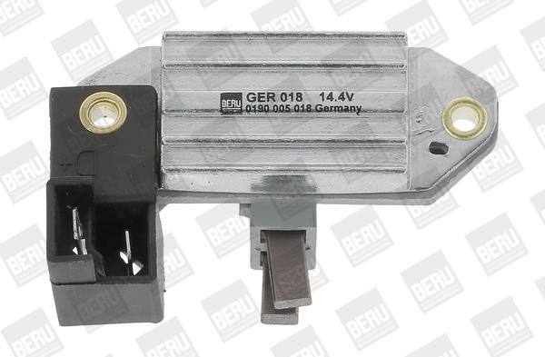 Regulateur d'alternateur BERU GER018 (X1)