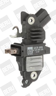 Regulateur d'alternateur BERU GER095 (X1)
