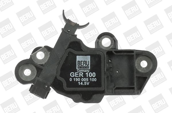 Regulateur d'alternateur BERU GER100 (X1)