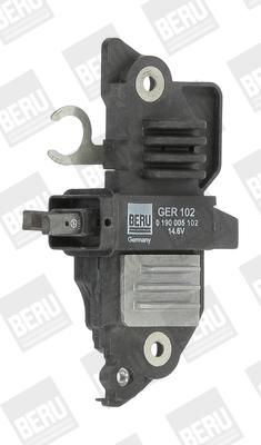 Regulateur d'alternateur BERU GER102 (X1)