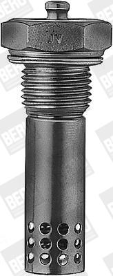 Bougie de prechauffage BERU GH191 (X1)