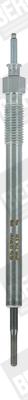 Bougie de prechauffage BERU GN108 (X1)
