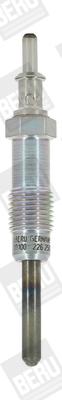 Bougie de prechauffage BERU GN961 (X1)