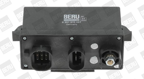 Relais de prechauffage BERU GR067 (X1)