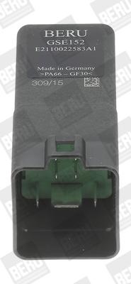 Relais de prechauffage BERU GSE152 (X1)