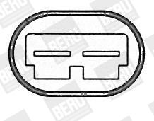 Ventilateur de radiateur BERU LE646 (X1)