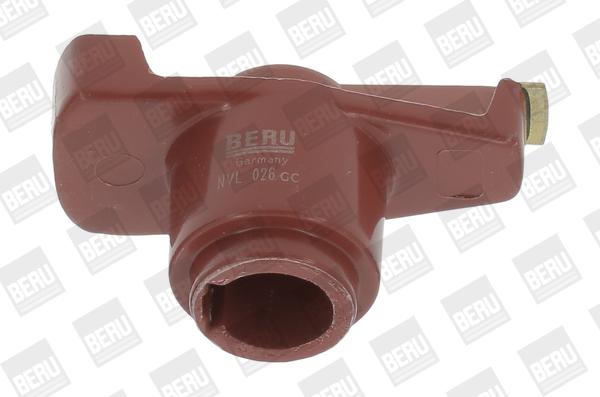 Rotor de distributeur BERU NVL026 (X1)