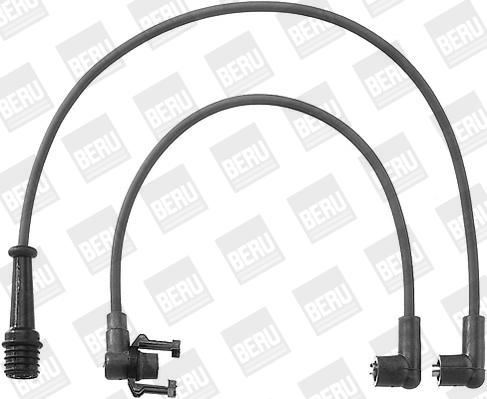 Cable d'allumage BERU PRO800 (X1)