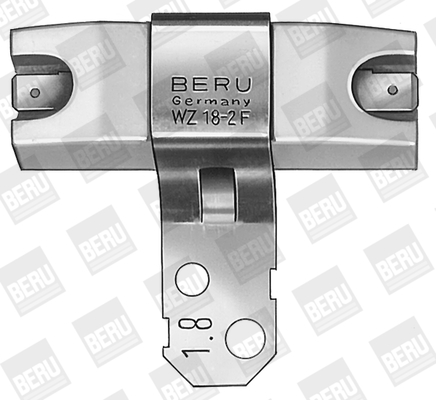 Autres pieces d'allumage BERU WZ09-2 (X1)