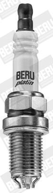 Bougie d'allumage BERU Z237SB (X1)