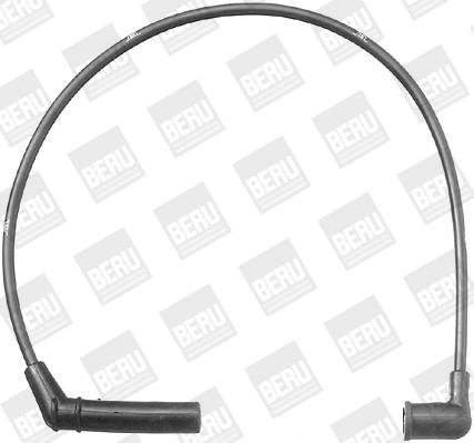 Cable d'allumage BERU ZEF1104 (X1)