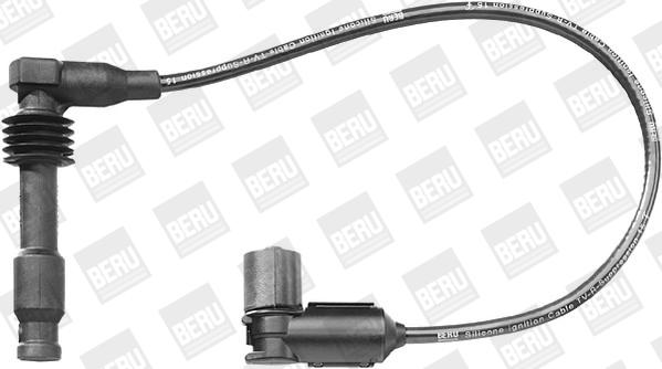Cable d'allumage BERU ZEF1153 (X1)