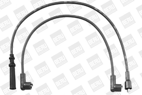 Cable d'allumage BERU ZEF1190 (X1)