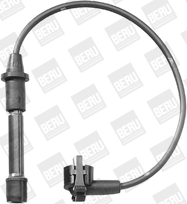 Cable d'allumage BERU ZEF1226 (X1)