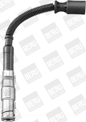 Cable d'allumage BERU ZEF1442 (X1)