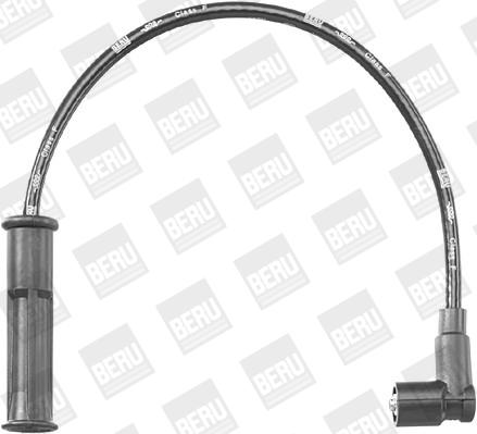 Cable d'allumage BERU ZEF1546 (X1)