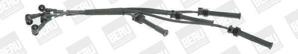 Cable d'allumage BERU ZEF1612 (X1)