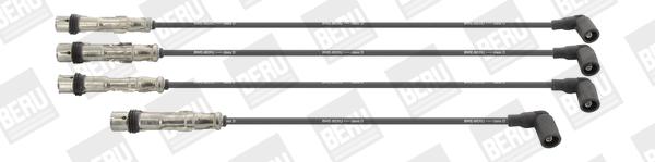 Cable d'allumage BERU ZEF1629 (X1)