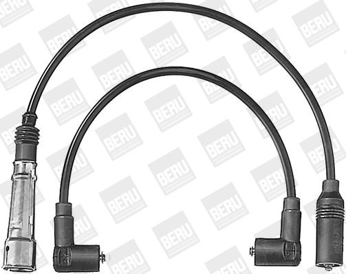 Cable d'allumage BERU ZEF561 (X1)