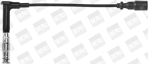 Cable d'allumage BERU ZEF642 (X1)