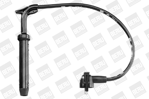 Cable d'allumage BERU ZEF781 (X1)