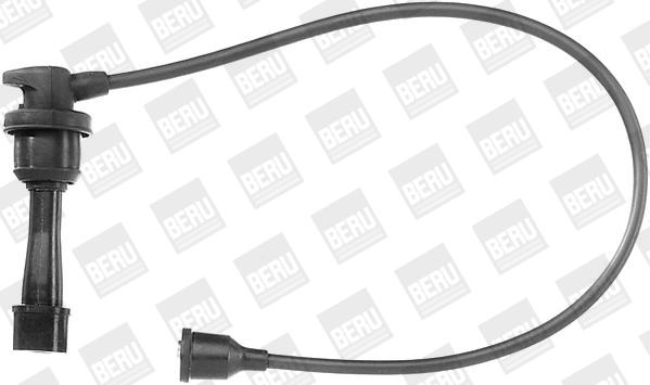 Cable d'allumage BERU ZEF877 (X1)