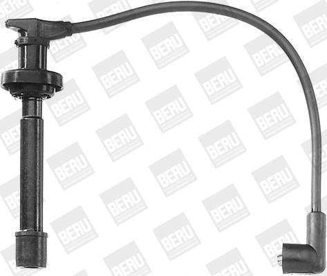 Cable d'allumage BERU ZEF891 (X1)
