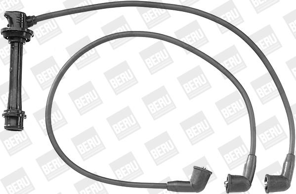 Cable d'allumage BERU ZEF927 (X1)