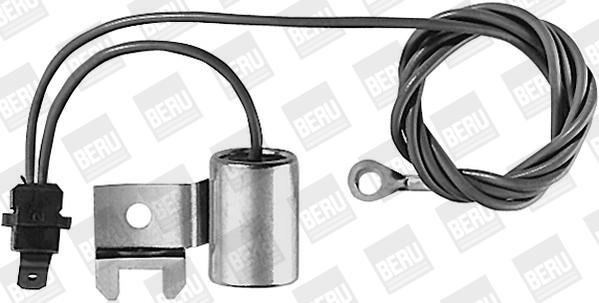 Condensateur d'allumage BERU ZK128 (X1)