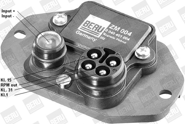 Module d'allumage BERU ZM004 (X1)