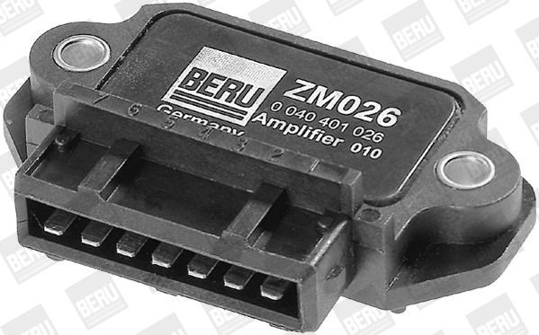 Module d'allumage BERU ZM026 (X1)