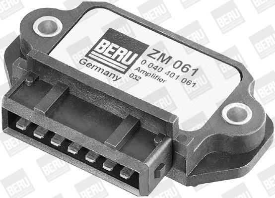 Module d'allumage BERU ZM061 (X1)