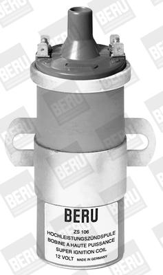Bobine d'allumage BERU ZS106 (X1)