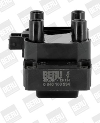 Bobine d'allumage BERU ZS234 (X1)