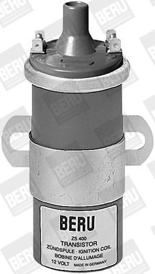 Bobine d'allumage BERU ZS400 (X1)