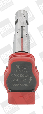 Bobine d'allumage BERU ZSE032 (X1)