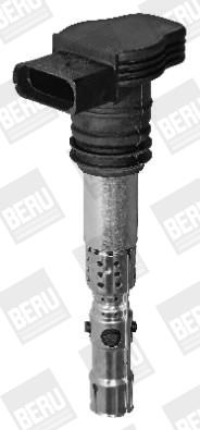 Bobine d'allumage BERU ZSE043 (X1)