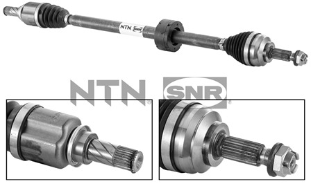 Cardans (arbre de transmission) SNR DK55.005 (X1)