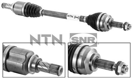 Cardans (arbre de transmission) SNR DK55.006 (X1)