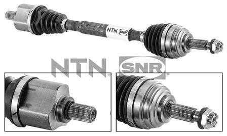 Cardans (arbre de transmission) SNR DK55.007 (X1)