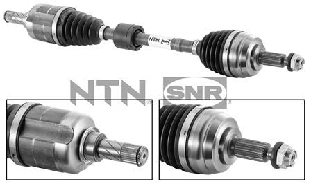 Cardans (arbre de transmission) SNR DK55.013 (X1)