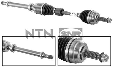Cardans (arbre de transmission) SNR DK55.017 (X1)