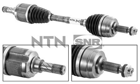 Cardans (arbre de transmission) SNR DK55.038 (X1)