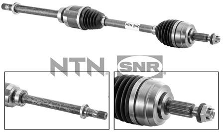 Cardans (arbre de transmission) SNR DK55.040 (X1)