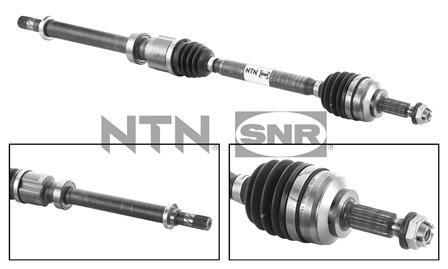 Cardans (arbre de transmission) SNR DK55.048 (X1)