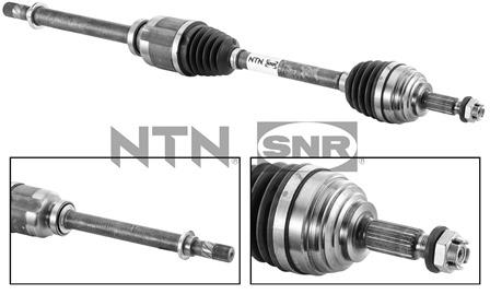 Cardans (arbre de transmission) SNR DK55.124 (X1)