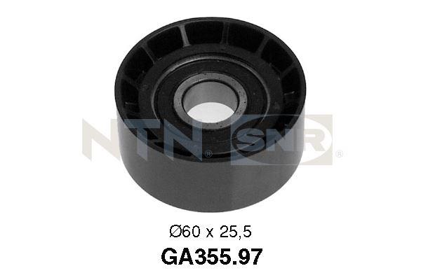 Galet enrouleur accessoires SNR GA355.97 (X1)