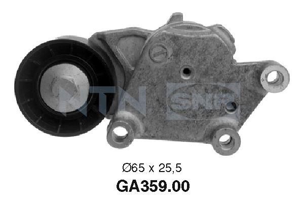 Galet tendeur accessoires SNR GA359.00 (X1)