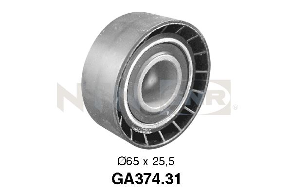 Galet tendeur accessoires SNR GA374.31 (X1)