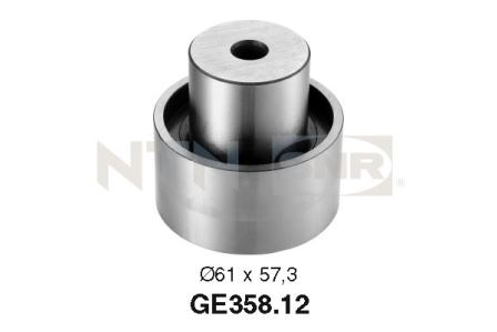 Galet courroie distribution SNR GE358.12 (X1)